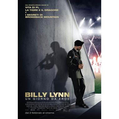 Billy Lynn: Un giorno da eroe Blu-ray