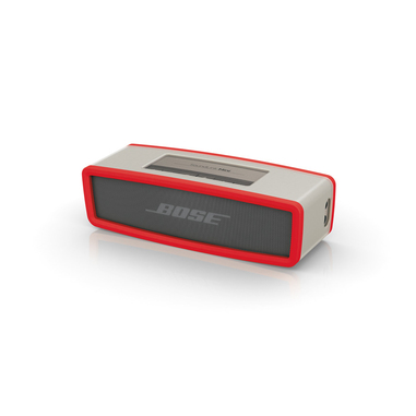 Bose® Cover Morbida per Diffusore SoundLink® Mini, Rosso Intenso