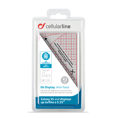 Cellular Line SPUNIBIGULTRA2 1pezzo(i) protezione per schermo