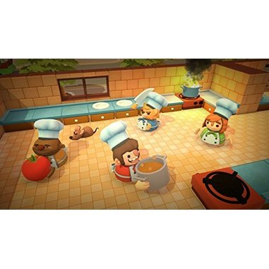 Overcooked - special edition - Switch