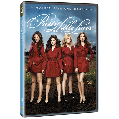 Pretty Little Liars Stagione 4 DVD 2D