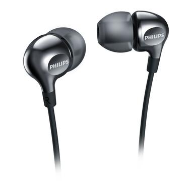 Philips auricolare in-ear nero