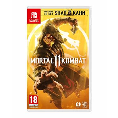 Mortal Kombat 11, Switch