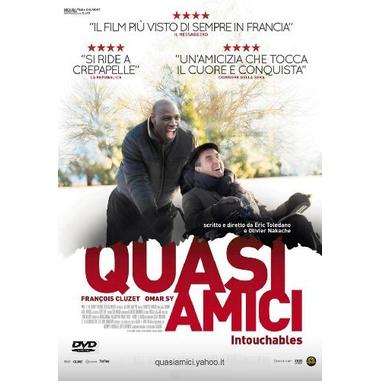 Quasi Amici, Commedia/Drammatico, 2011 (DVD)