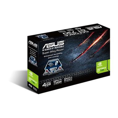 ASUS GT730-4GD3 GeForce GT 730 4GB GDDR3 scheda video