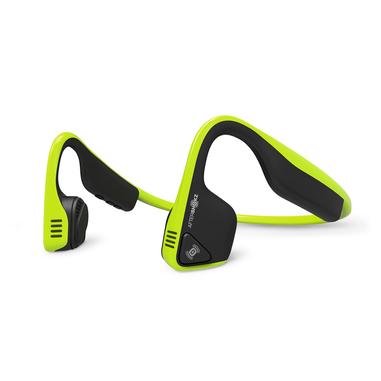 Aftershokz Trekz Titanium Passanuca Stereofonico Bluetooth Nero, Verde auricolare a conduzione ossea