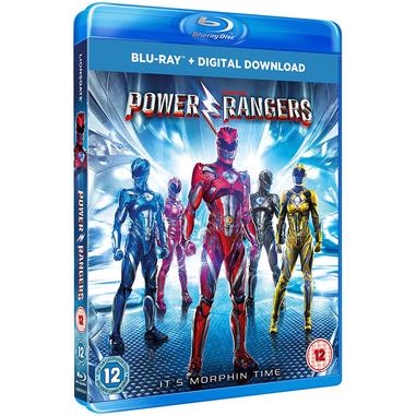 Power Rangers, Blu-Ray Blu-ray 2D ITA