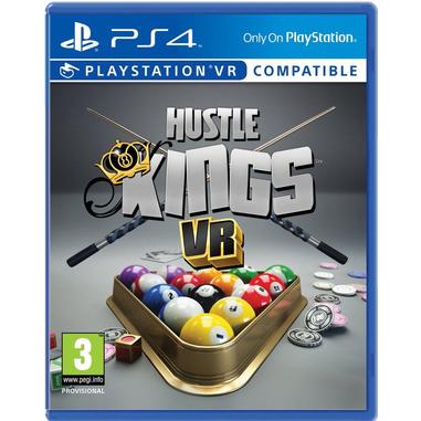 Hustle Kings VR, PlayStation VR
