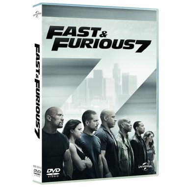 Fast and furious 7 (DVD)