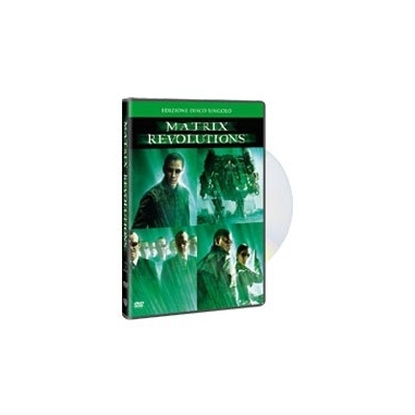 Matrix Revolutions ITA (Blu-ray)