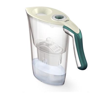 Laica KIT J9059A filtro d'acqua Filtro acqua per brocca Verde 2,3 L