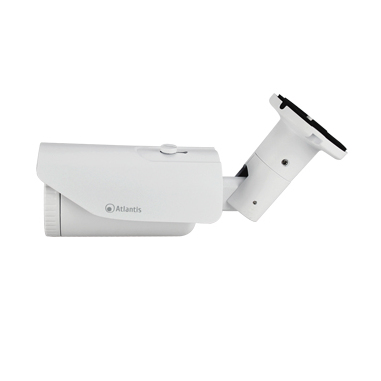 Atlantis Land UX820A BPV IP security camera Esterno Capocorda Bianco