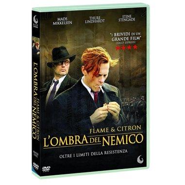L'ombra del nemico (Flammen & Citronen) (DVD)