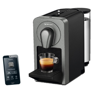 Krups XN 410 T Prodigio Espresso machine Titanio