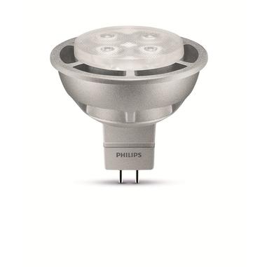 Philips Faretto a LED Gu5.3, 8 W equivalenti a 50 W, luce calda dimmerabile