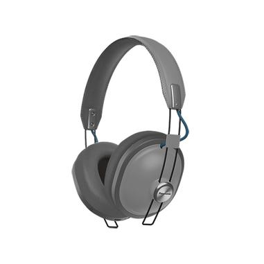 Panasonic RP-HTX80BEH cuffia stereofonica Bluetooth grigia