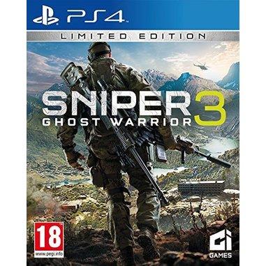 Sniper Ghost Warrior 3 edizione limitata - PS4