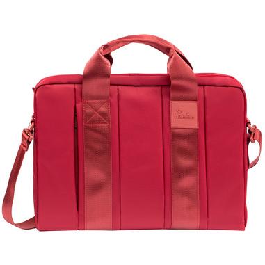 """Rivacase 8830 borsa per notebook 39,6 cm (15.6"""") Borsa da corriere Rosso"""