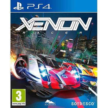 Xenon Racer - Playstation 4
