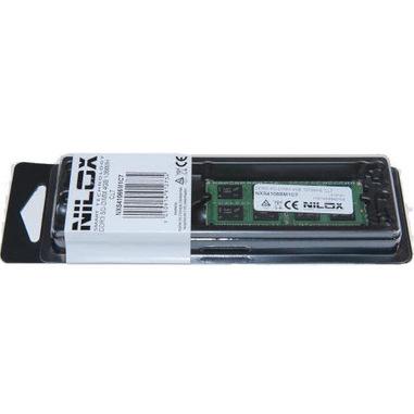 Nilox 4GB PC3-8500 memoria DDR3 1066 MHz