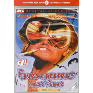 Paura E Delirio A Las Vegas (DVD)