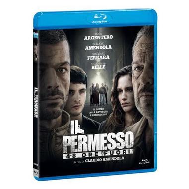 Il permesso - 48 ore fuori, DVD 2D ITA