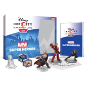 Namco Bandai Games Infinity 2.0: Marvel Super Heroes - Avengers Starter Pack, PS3