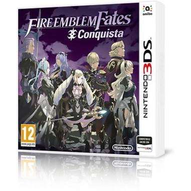 Fire emblem fates: conquista - Nintendo 3DS