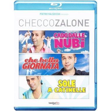 Checco Zalone - La Triloggia (Blu-ray)