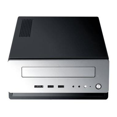 Antec ISK 310-150 Scrivania 150W Nero, Argento vane portacomputer