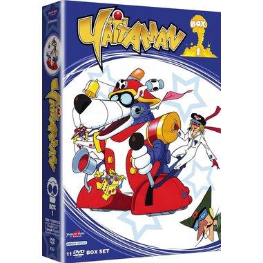 Yattaman Vol.1 (11 DVD)