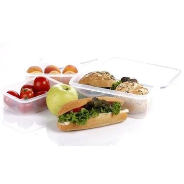 Tescoma 892064 Rettangolare Scatola 1L Trasparente recipiente per cibo