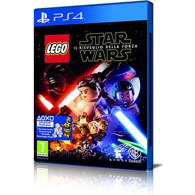 Lego Star Wars: il risveglio della Forza + peluche- PlayStation 4