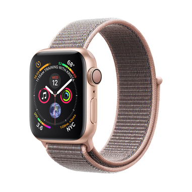 Apple Watch Series 4 smartwatch 40mm Oro OLED GPS (satellitare)