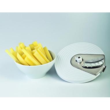 Ariete RoboMix Compact 700W 1.2L bianco, Traslucido, Bianco robot da cucina
