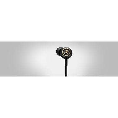 Marshall Mode EQ Auricolare Stereofonico Cablato Nero auricolare per telefono cellulare