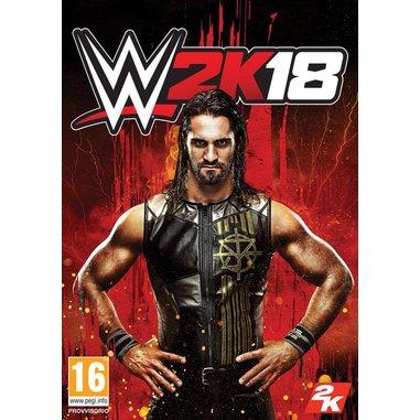 WWE 2K18 - Playstation 4