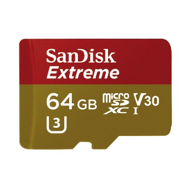 Hama Extreme 64GB MicroSDHC UHS-I Class 10 memoria flash