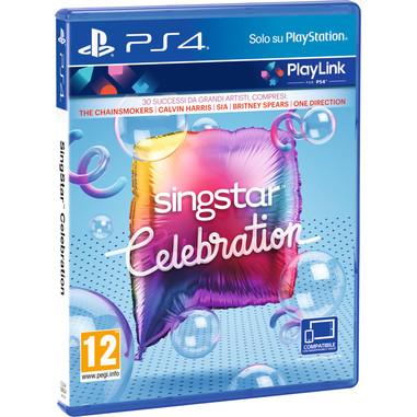 Singstar celebration - Playstation 4