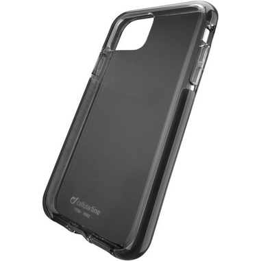 "Cellularline Tetra Force Shock-Twist custodia per cellulare 15,5 cm (6.1"") Cover Nero"