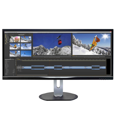 Philips BDM3470UP00 Brilliance Display LCD UltraWide con MultiView
