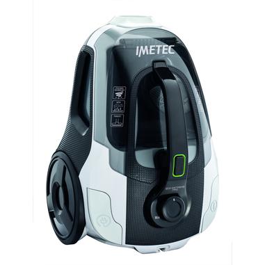 Imetec Extreme Pro A cilindro 2L 800W A Nero, Bianco