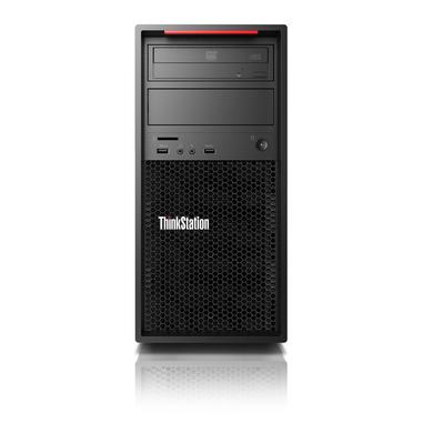 Lenovo ThinkStation P520c Intel® Xeon® W-2125 32 GB DDR4-SDRAM 512 GB SSD Nero Torre Stazione di lavoro