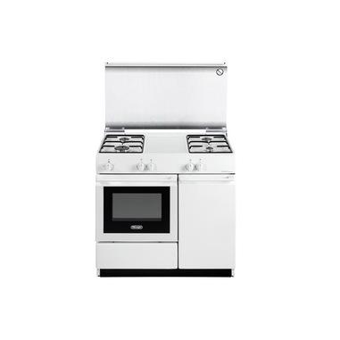 DeLonghi SEW 8540 NED cucina Cucina freestanding Bianco Gas B