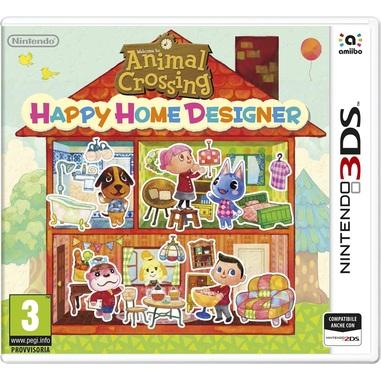 Animal crossing happy home designer - Nintendo 3DS