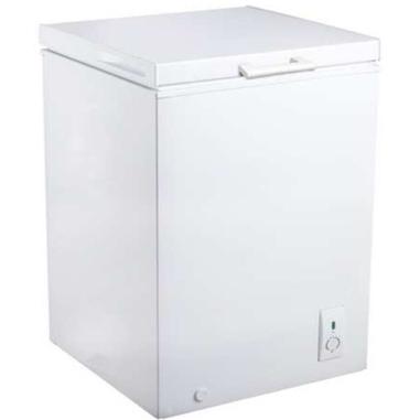 Electroline CFE-100MH Orizzontale Libera installazione Bianco A+ 100L congelatore