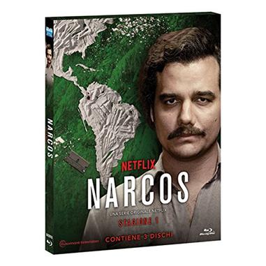 Narcos - Stagione 1 (Blu-ray)