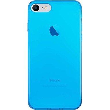 Puro Cover 0.3 Nude per iPhone 7/8, Blu