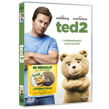 Ted 2 (DVD) + apribottiglie di Ted