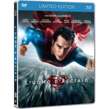 L'uomo d'acciaio (Blu-ray + DVD)